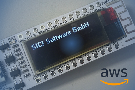 IoT AWS SIC! Software
